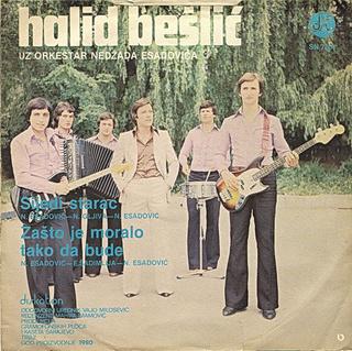 Halid Beslic - Diskografija R-549411