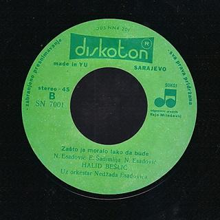 Halid Beslic - Diskografija R-549413