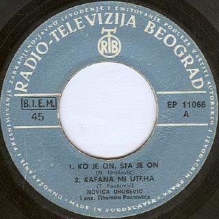 Novica Urosevic - Diskografija  R-550610