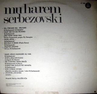 Muharem Serbezovski - Diskografija R-552311
