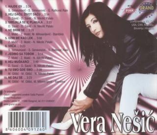Vera Nesic - Diskografija  R-556813
