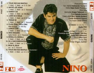 Nikola (Amir) Resic Nino - Diskografija  R-558511