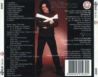 Nikola (Amir) Resic Nino - Diskografija  R-558514