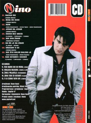 Nikola (Amir) Resic Nino - Diskografija  R-558611