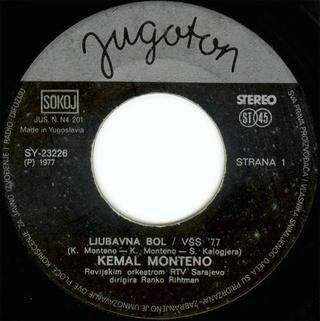 Kemal Monteno - Diskografija  R-560810