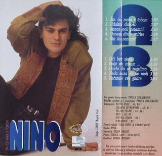 Nikola (Amir) Resic Nino - Diskografija  R-562511