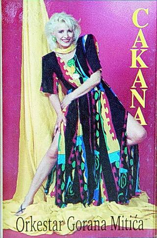 Cakana - Dragica Radosavljevic - Diskografija  R-568519