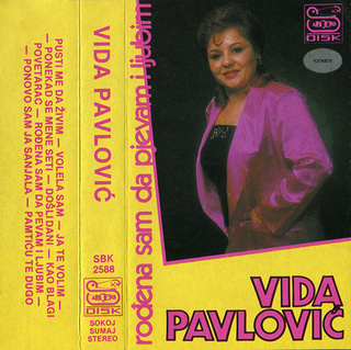 Vida Pavlovic - Diskografija 2 R-569010