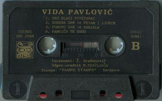 Vida Pavlovic - Diskografija 2 R-569012