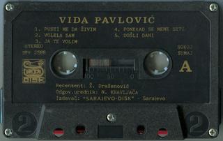 Vida Pavlovic - Diskografija 2 R-569013