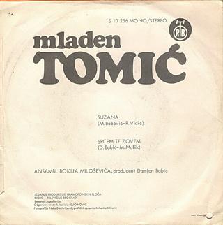 Mladen Tomic - Diskografija  R-569224