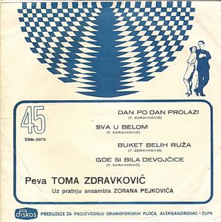 Toma Zdravkovic - Diskografija R-572710