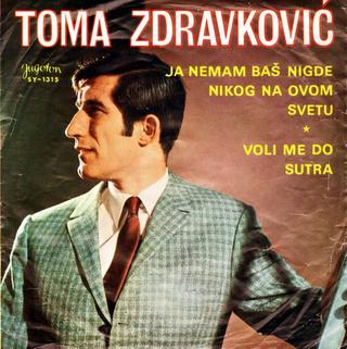 Toma Zdravkovic - Diskografija R-572714
