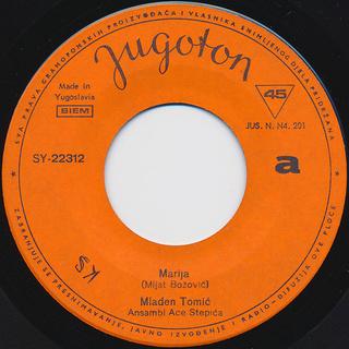 Mladen Tomic - Diskografija  R-573211
