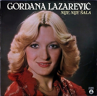 Gordana Lazarevic - Diskografija R-576110