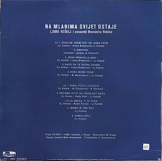 Ljubo Keselj - Diskografija R-576319