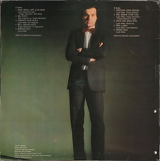 Ljubo Keselj - Diskografija R-576411