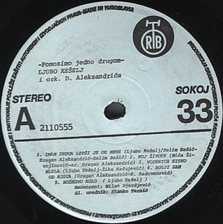 Ljubo Keselj - Diskografija R-576412