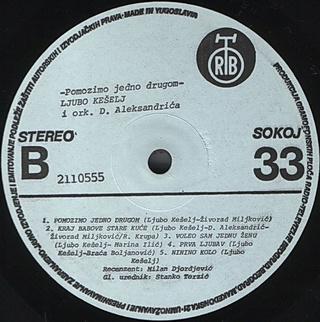 Ljubo Keselj - Diskografija R-576413