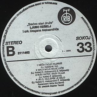 Ljubo Keselj - Diskografija R-576417