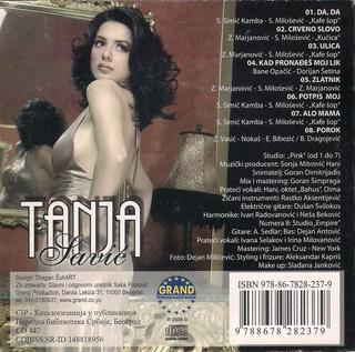 Tanja Savic - Diskografija R-577411