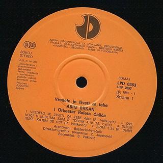 Asim Brkan - Diskografija 2 R-583612