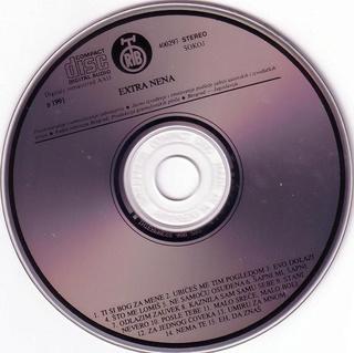 Extra Nena ( Snezana Beric ) - Diskografija  R-585410