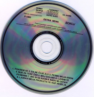 Extra Nena ( Snezana Beric ) - Diskografija  R-585413