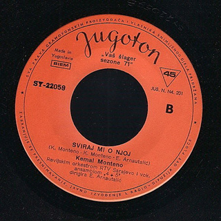 Kemal Monteno - Diskografija  R-588910
