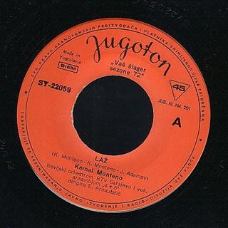 Kemal Monteno - Diskografija  R-588911