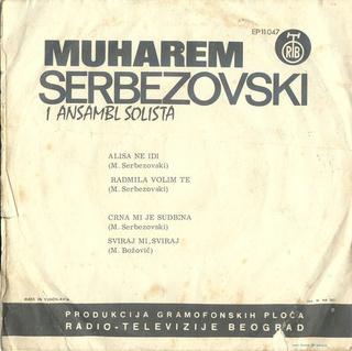 Muharem Serbezovski - Diskografija R-590911