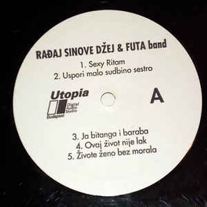 Dzej Ramadanovski - Diskografija  R-592716