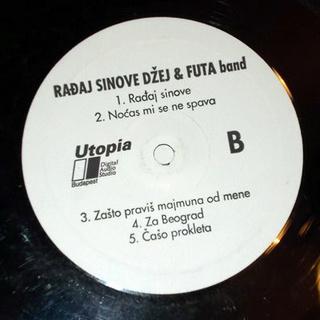 Dzej Ramadanovski - Diskografija  R-592717
