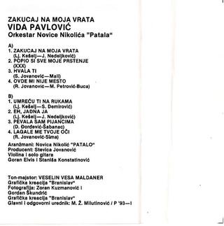 Vida Pavlovic - Diskografija 2 - Page 2 R-593912