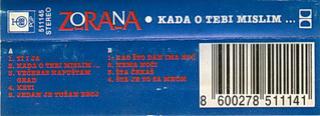 Zorana Pavic - Diskografija  R-594211