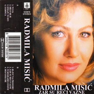 Radmila Misic - Diskografija R-594610