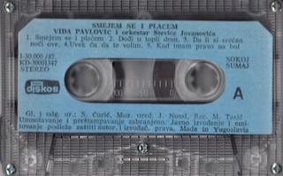 Vida Pavlovic - Diskografija 2 R-595112
