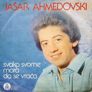 Jasar Ahmedovski - Diskografija R-595712