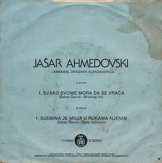 Jasar Ahmedovski - Diskografija R-595713