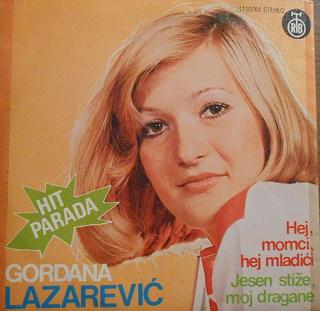 Gordana Lazarevic - Diskografija R-597311