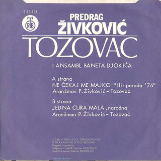 Predrag Zivkovic Tozovac - Diskografija - Page 2 R-599913