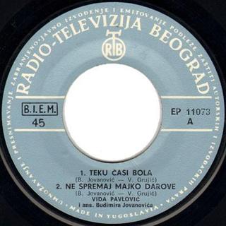 Vida Pavlovic - Diskografija 2 R-609013