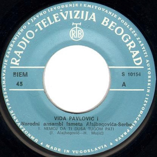 Vida Pavlovic - Diskografija 2 R-609014