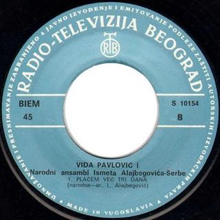 Vida Pavlovic - Diskografija 2 R-609017