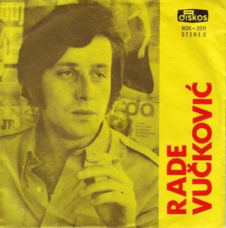 Rade Vuckovic - Diskografija  R-609312