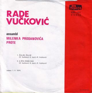 Rade Vuckovic - Diskografija  R-609313