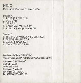 Nikola (Amir) Resic Nino - Diskografija  R-614611