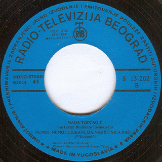 Nada Topcagic - Diskografija R-614713