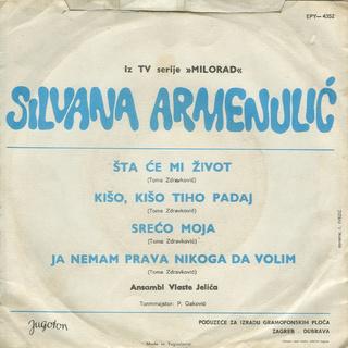 Silvana Armenulic - Diskografija  R-615014