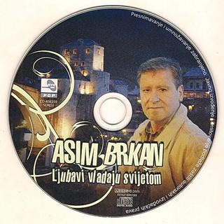 Asim Brkan - Diskografija 2 R-615112